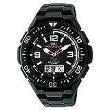 シチズン 腕時計 キューアンドキュー 電波ソーラー クロノグラフ 10気圧防水 MD06-305 メンズ