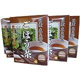 リケン 国産直火焙煎 ごぼう茶<3g×30袋>5箱セット
