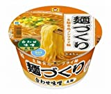 マルちゃん 麺づくり 合わせ味噌 104g×12個
