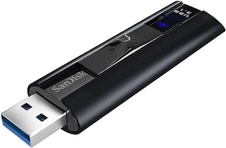 【 サンディスク 正規品 】無期限保証 USBメモリ 256GB USB 3.1 超高速 読取り最大420MB/s SanDisk Extreme Pro SDCZ880-256G-J57