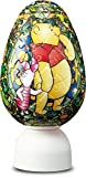 80ピース ジグソーパズル くまのプーさん ジュエル―プーさん―【光る球体パズル パズランタンエッグ】