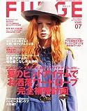 FUDGE (ファッジ) 2011年 07月号 [雑誌]