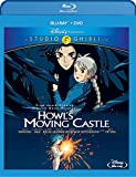 Howl's Moving Castle (Two-Disc Blu-ray/DVD Combo) (2004)