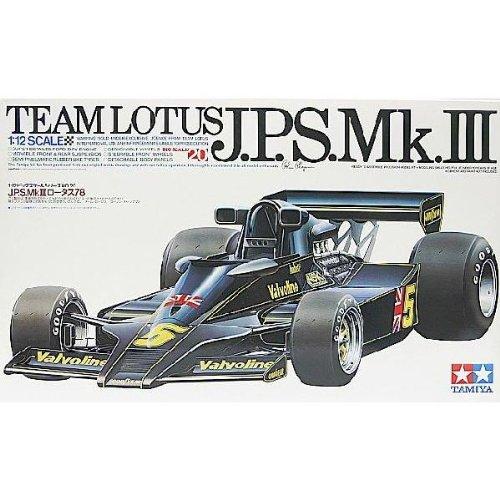 タミヤ 1/12 JPS MK.3 (1/12 ビッグスケールカー:12022)