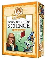 Professor Noggin's Wonders of Science - A Educational Trivia Based Card Game For Kids [並行輸入品]