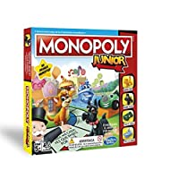 Monopoly Hasbro Gaming Junior (Hasbro a6984521) (Portuguese Version) [並行輸入品]