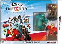 ディズニー インフィニティ トイ・ボックス・チャレンジ スターター・パック - 3DS
