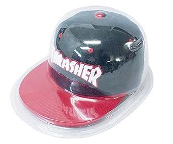 帽子 キャップ 保護 プロテクト Fタイプ 庇 フラット 型  ケース 型崩れ 劣化 防止 壁掛け 透明 ボックス