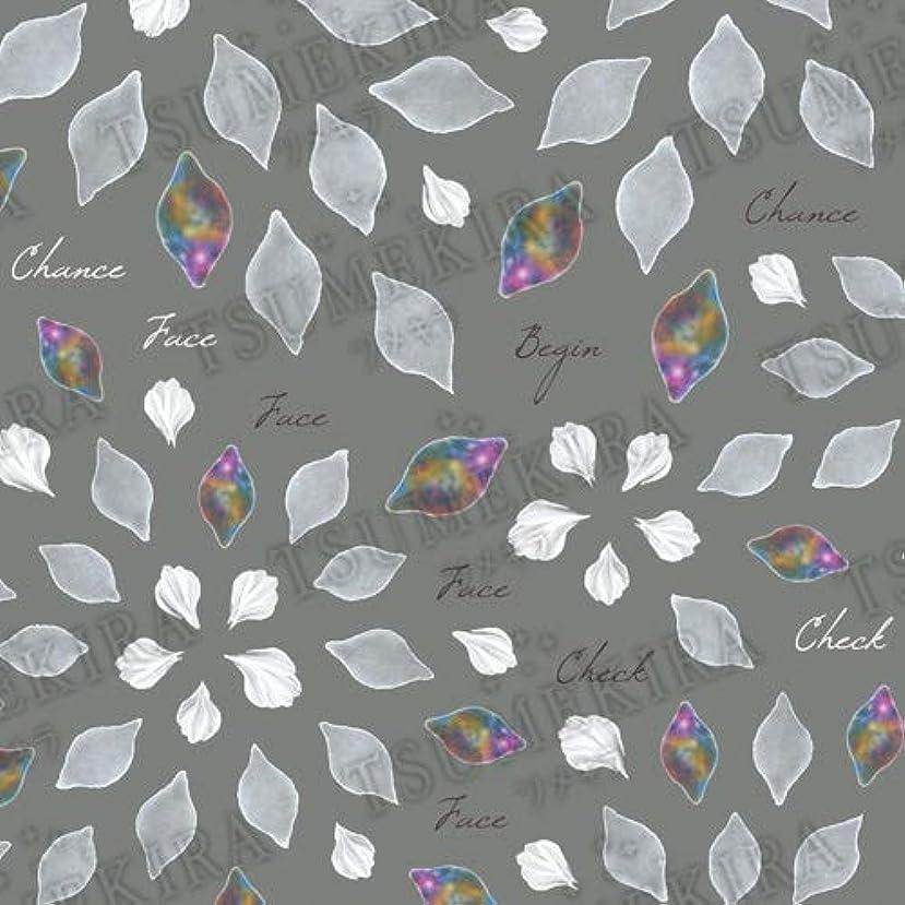 バウンドストレスの多い対話TSUMEKIRA(ツメキラ) ネイルシール Hanakoプロデュース3 Chiffon fiore NN-HNK-103 1枚