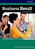Business Result: Pre-intermediate: Student's Book with Onlin…