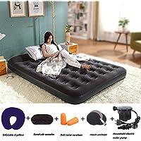 エアマットレス,インフレータブル ベッド,空気マットレスの使用は家庭内、一晩ご友人や親戚に最適です。-A