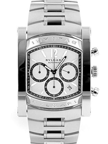 [ブルガリ] BVLGARI 腕時計 アショーマ 44mm クロノグラフ 日本限定モデ AA48C6SSDCH/JP(AA48SCH) [中古品] [並行輸入品]