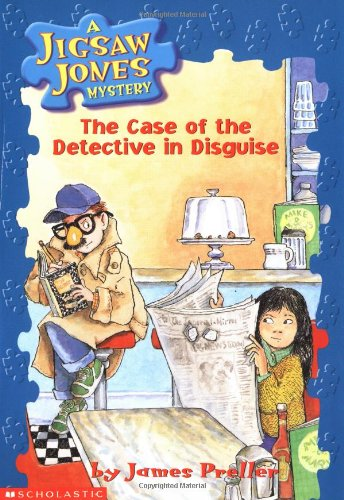 The Case of the Detective in Disguise (Jigsaw Jones Mystery)の詳細を見る