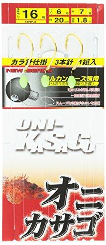 ヤマシタ オニカサゴ仕掛 ONK3 16-6-7