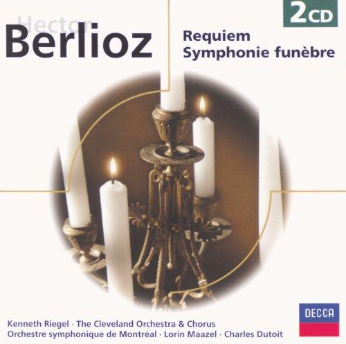 Berlioz: Requiem; Grande symphonie triomphale et funèbre, etc.