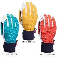 MIZUNO ミズノ ファブリックプリント5フィンガーグラブ Z2JY650574