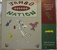 JAMBO NATION: The Game of Wild Animal Football