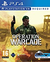 Operation Warcade PS4 Game (PSVR Required)