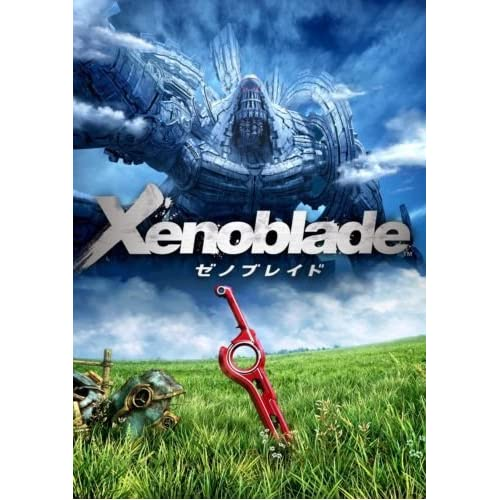 Xenoblade Chronicles Poster by Xenoblade Chronicles [並行輸入品]
