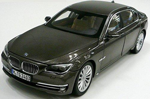 BMW BMW Lifestyle ミニカー 7 シリーズ F02 750Li ミニチュア カー 1/18 スケール ハバナ ライフスタイルコレクション