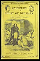 Journal Vintage Penny Dreadful Book Cover Reproduction Mysteries Court Denmark