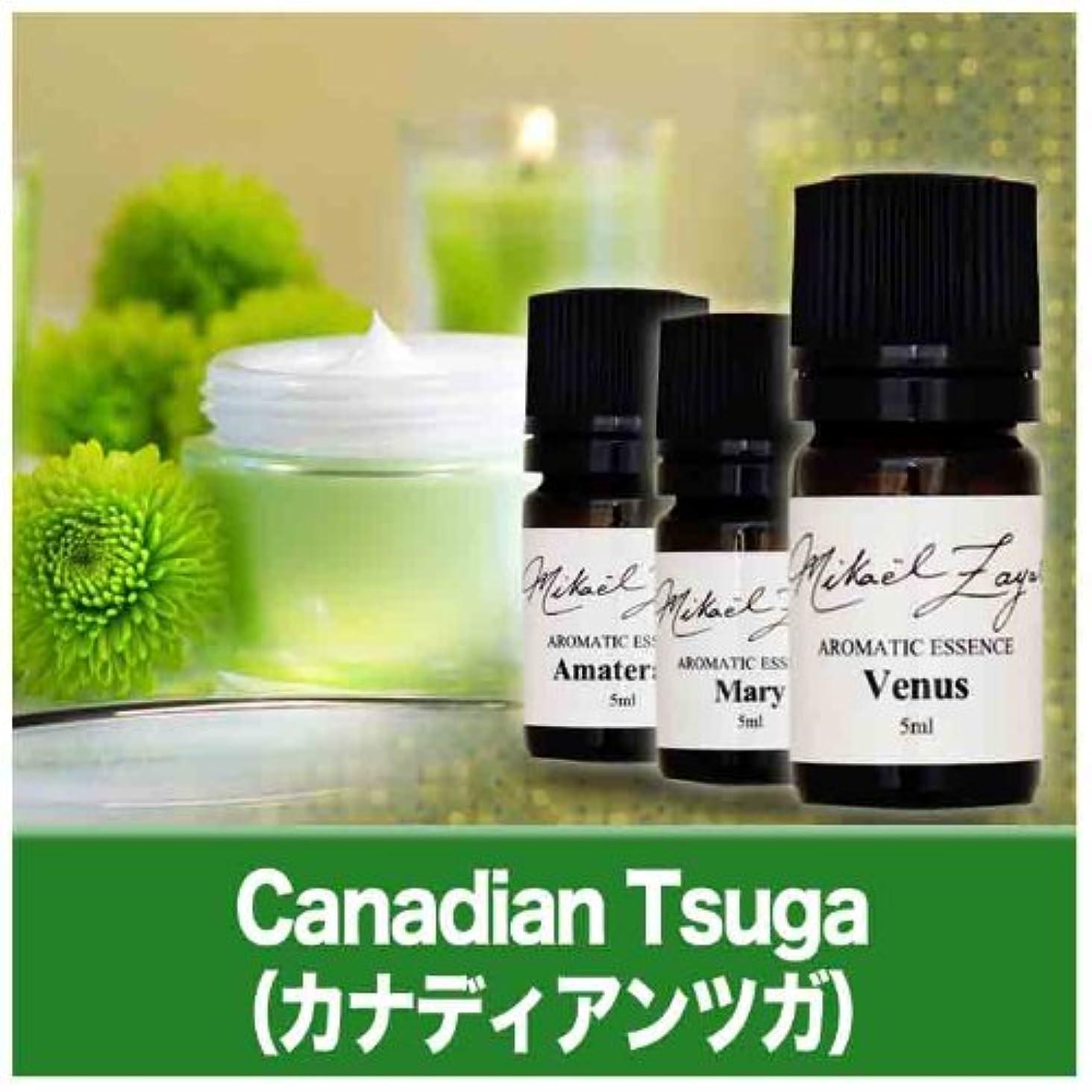 【日本総販売店】 カナディアンツガ Canadian Tsuga    5ml   ミカエルザヤットジャパン公式オンラインショップ