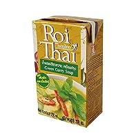 Roi Thai ロイタイ グリーンカレー 250ml×6個
