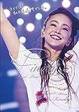 【Amazon.co.jp限定】namie amuro Final Tour 2018 ~Finally~ (東京ドーム最終公演+25周年沖縄ライブ)(DVD3枚組)(通常盤)(2019年度「Am..