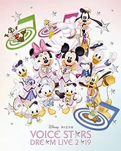 【初回生産限定盤】Disney声の王子様VoiceStarsDreamLive2019 [Blu-ray]