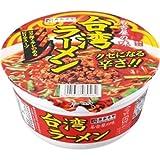 寿がきや カップ台湾ラーメン ピリ辛醤 99g×12個