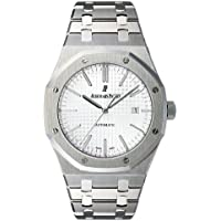 (オーデマ・ピゲ) AUDEMARS PIGUET 腕時計 ロイヤルオーク 15400ST.OO.1220ST.02 シルバー メンズ [並行輸入品]