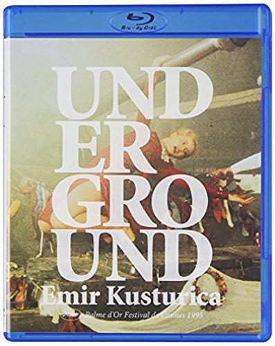 アンダーグラウンド Blu-ray