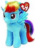 ty マイリトルポニー ぬいぐるみ レインボーダッシュ (my little pony Rainbow Dash) [import]
