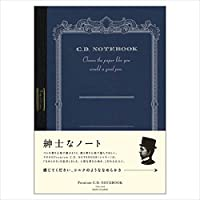 アピカ:プレミアムCDノート(糸かがり綴じノート) A5判 A.Silky 865 Premium ブルー CDS90Y 14998
