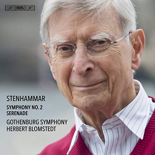 ヴィルヘルム・ステーンハンマル : 交響曲第2番、セレナード / ヘルベルト・ブロムシュテット | ヨーテボリ交響楽団 (Stenhammar Symphony No.2; Serenade / Herbert Blomstedt & Gothenburg Symphony) [SACD Hybrid] [Import] [日本語帯・解説付]