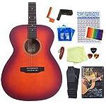 アコースティックギター S.Yairi YF-04 アコギ 初心者 入門 13点セット ミディアムスケール CS [98765] 【検品後発送で安心】