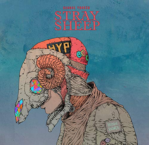 米津玄師のアルバム「STRAY SHEEP」が売上156.3万枚でオリコン年間ランキング2020のアルバムランキングで1位に
