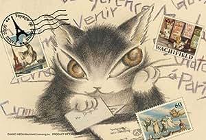 ジグソーパズル プチ わちふぃーるど 204スモールピース パリからの手紙 (10cm×14.7cm、対応パネル:プチ専用)