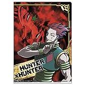ハンター×ハンター A4クリアファイル / ヒソカ 『一番くじ ハンター×ハンター ~緋色の追憶編~』より