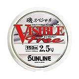サンライン(SUNLINE) ライン 磯スペシャル ビジブルフリー HG 150m #2.5