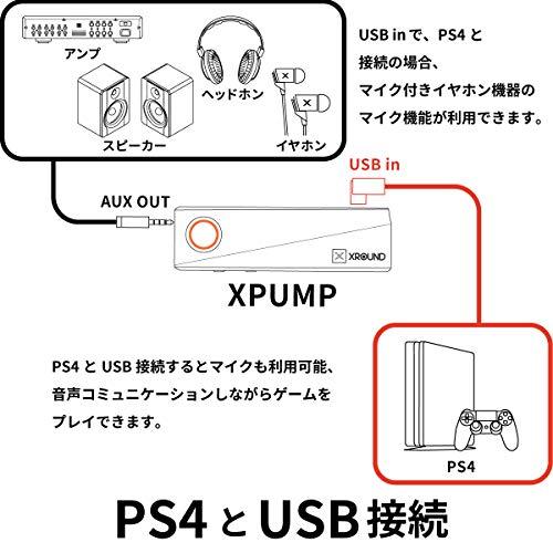 Ps4 ミックス アンプ