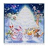 ポケモンセンターオリジナル ハンドタオル Pokémon Frosty Christmas