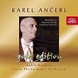 プロコフィエフ:カンタータ「アレクサンドル・ネフスキー」、交響的協奏曲Op.125 [Import] (ANCERL GOLD EDITION 36|ANCERL GOLD EDITION 36)