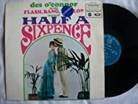 Half A Sixpence - Soundtrack / Des O'Connor LP