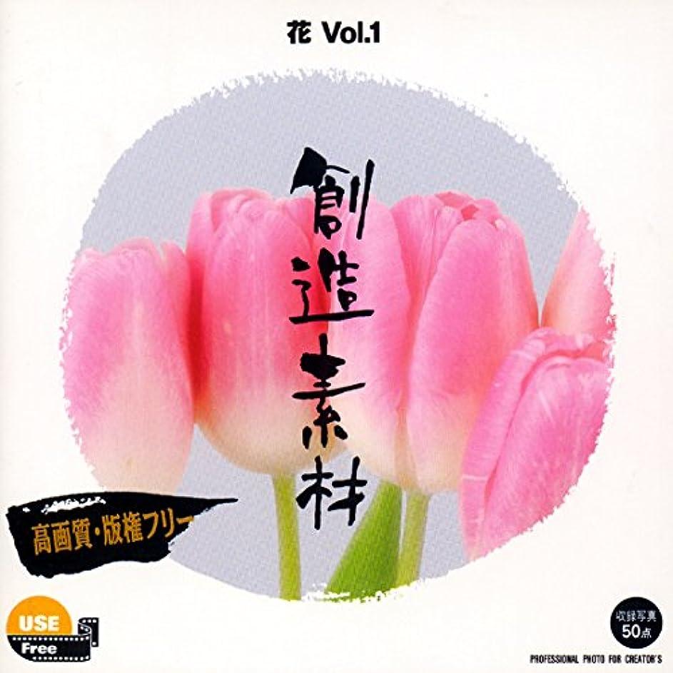 感じ味わう経度創造素材 花Vol.1