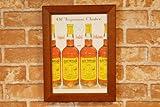 【復刻ポスターとB5フレームセット】 OLDTYLOR オールドテーラー瓶 ウィスキー