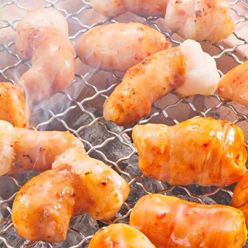 牛肉 まるちょう ホルモン 特製韓国風タレ漬け (焼肉 バーベキュー 肉) (500g)