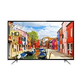 TCL 32V型 ハイビジョン 液晶 テレビ 外付けHDD対応/ 裏番組録画対応/HDMI4端子対応32D2900