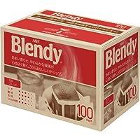 AGF ブレンディドリップ モカブレンド 100袋×2
