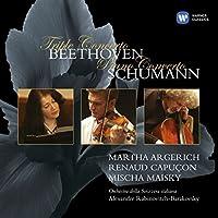 Beethoven: Triple Concerto, Op. 56 / Schumann: Piano Concerto, Op. 54 (2004-11-18)